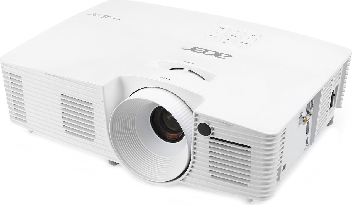 Acer H6517ABD, White мультимедийный проектор