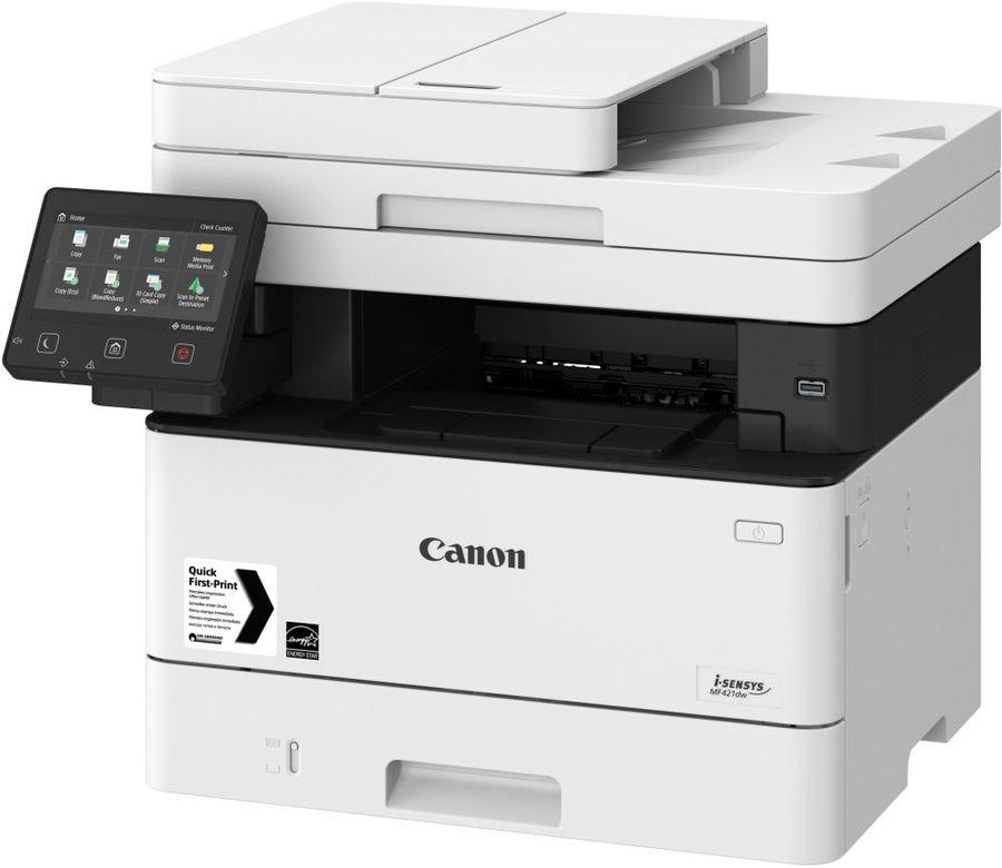 МФУ Canon I-SENSYS MF421DW мфу canon i sensys mf237w
