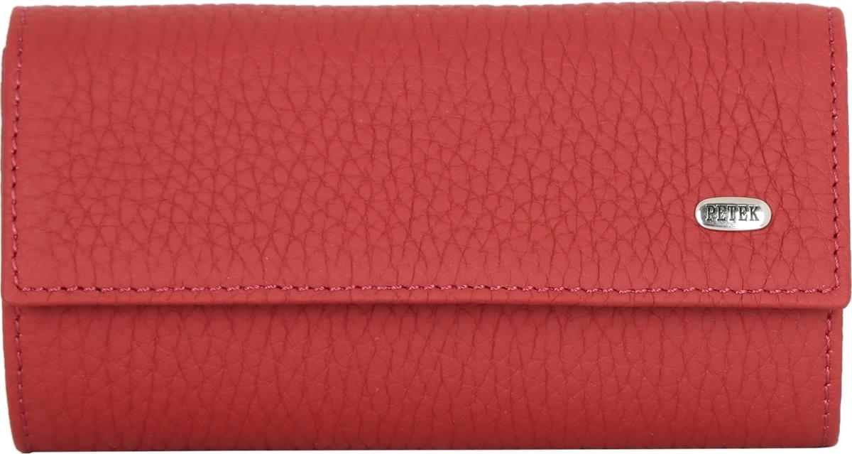 Ключница мужская Petek 1855, цвет: красный. 2532.234.10 цена