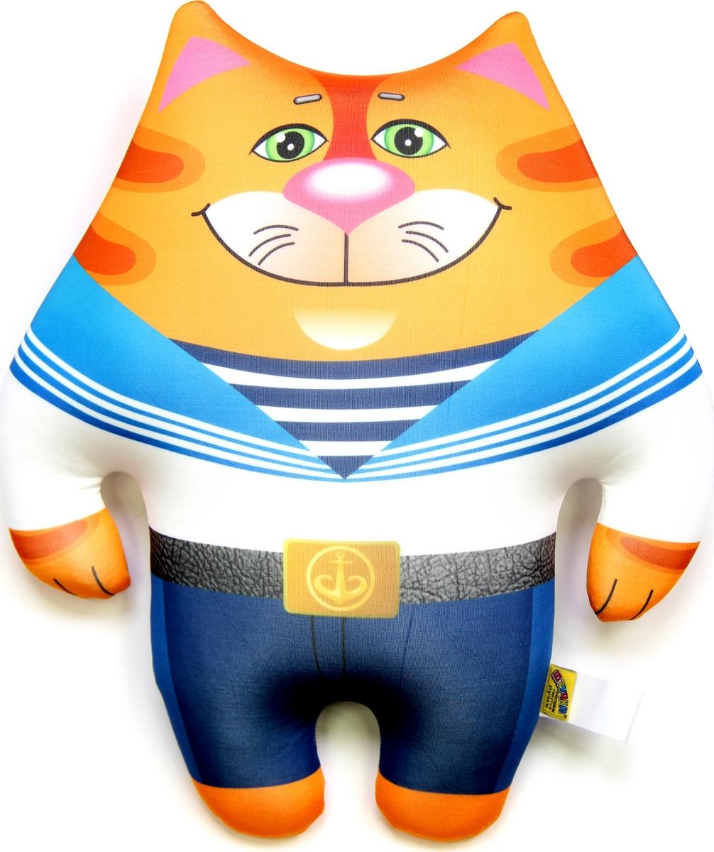 Подушка-игрушка антистрессовая Коты Профи
