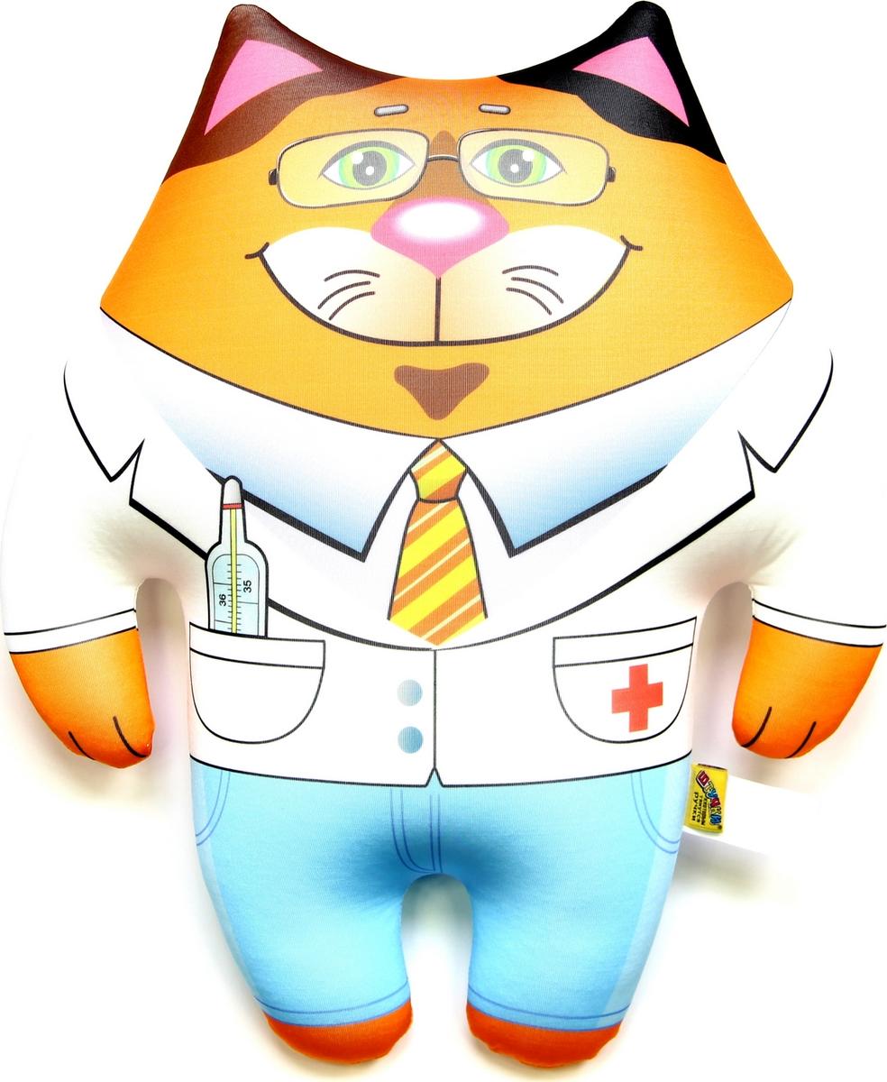 Штучки, к которым тянутся ручки Подушка-игрушка антистрессовая Коты Профи 15аси26мив-5