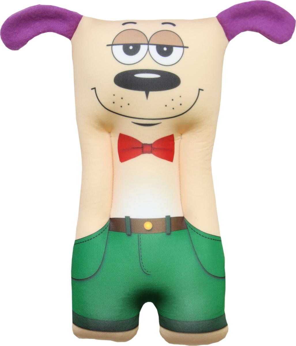 Подушка-игрушка Штучки, к которым тянутся ручки Антистрессовая Руки в брюки собака, коричневый, зеленый mark lynn anderson twilight of the idols