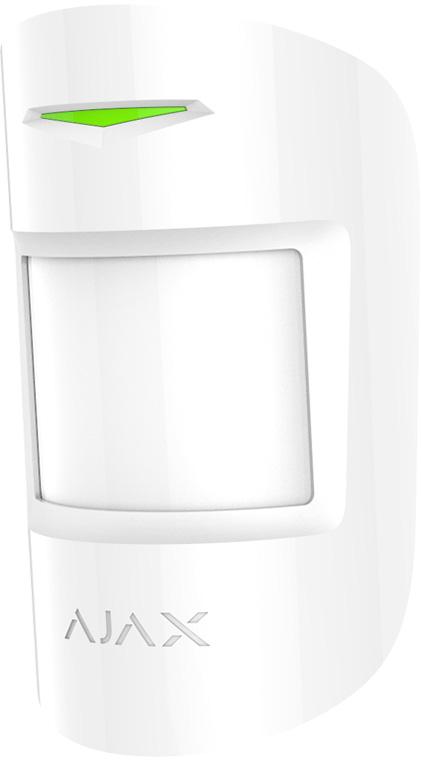 Ajax MotionProtect, White датчик движения с иммунитетом к животным все цены