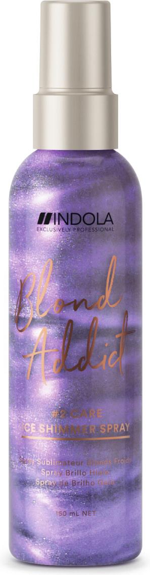 Indola Спрей Blond Addict для холодных оттенков блонд, 150 мл