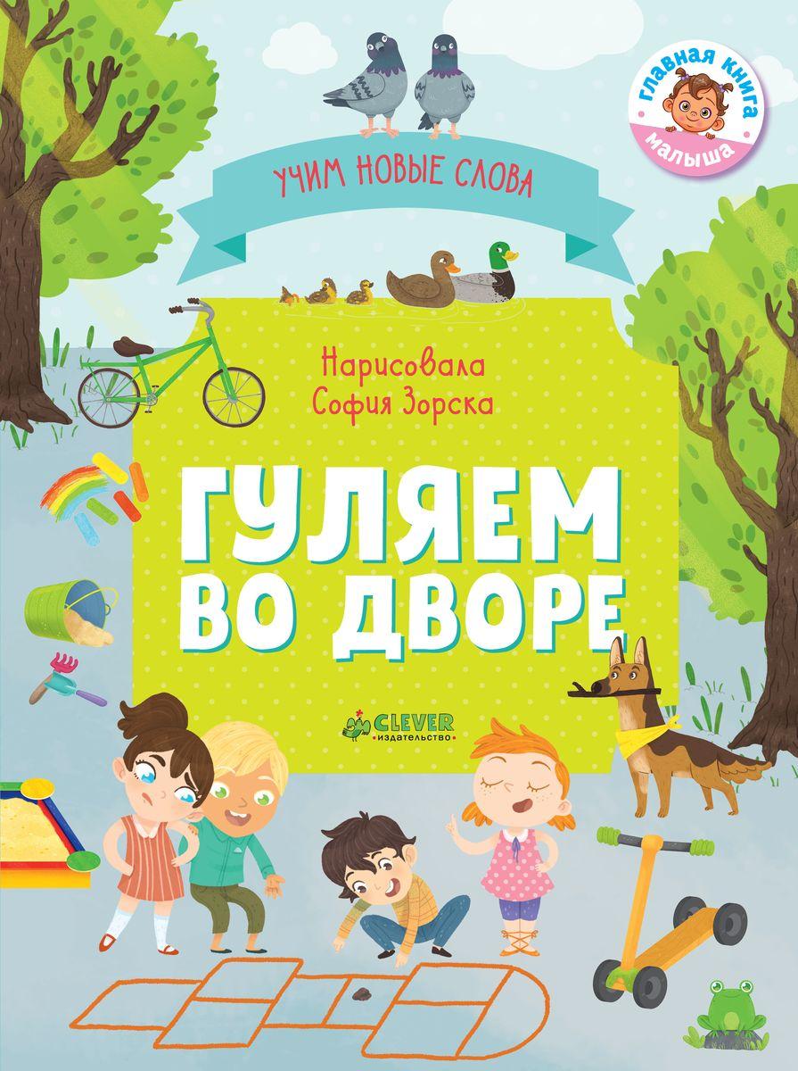 Ольга Уткина Гуляем во дворе. Визуальный словарь