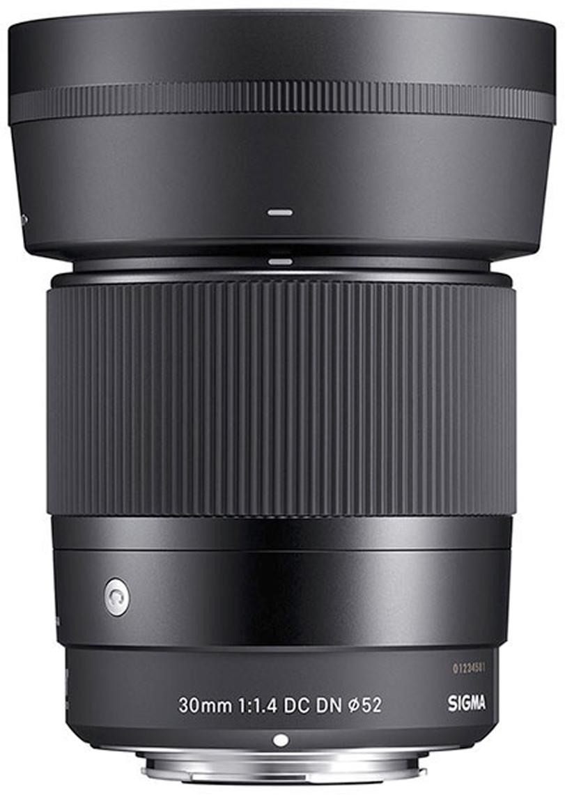 Объектив Sigma AF 30 mm F/1. 4 DC DN/C Micro 4/3, Black