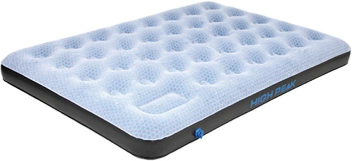 """Матрас надувной High Peak """"Air Bed Double Comfort Plus"""", 197 х 138 х 20 см, до 250 кг. 40025"""