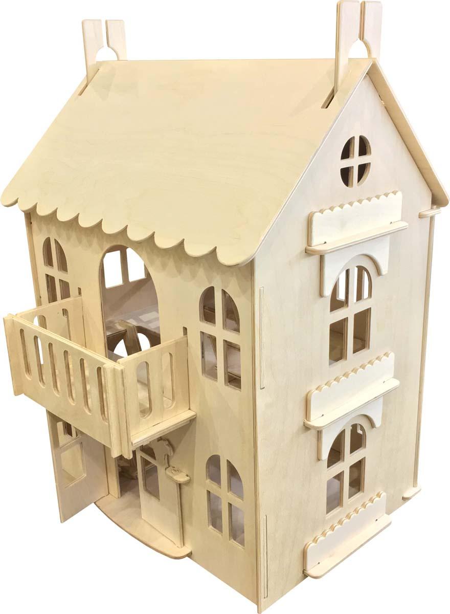 Woodlines Кукольный домик Арина