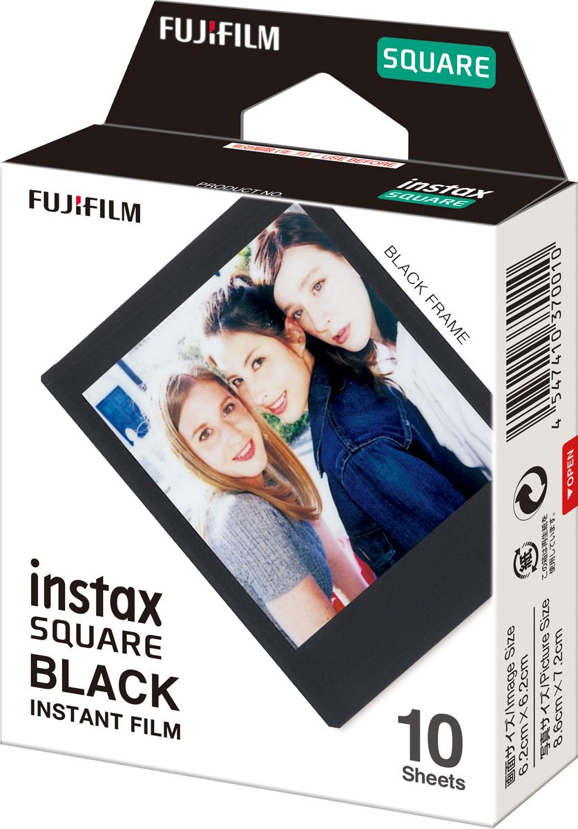 fujifilm instax square black frame ww 1 фотопленка уцененный товар (№1)