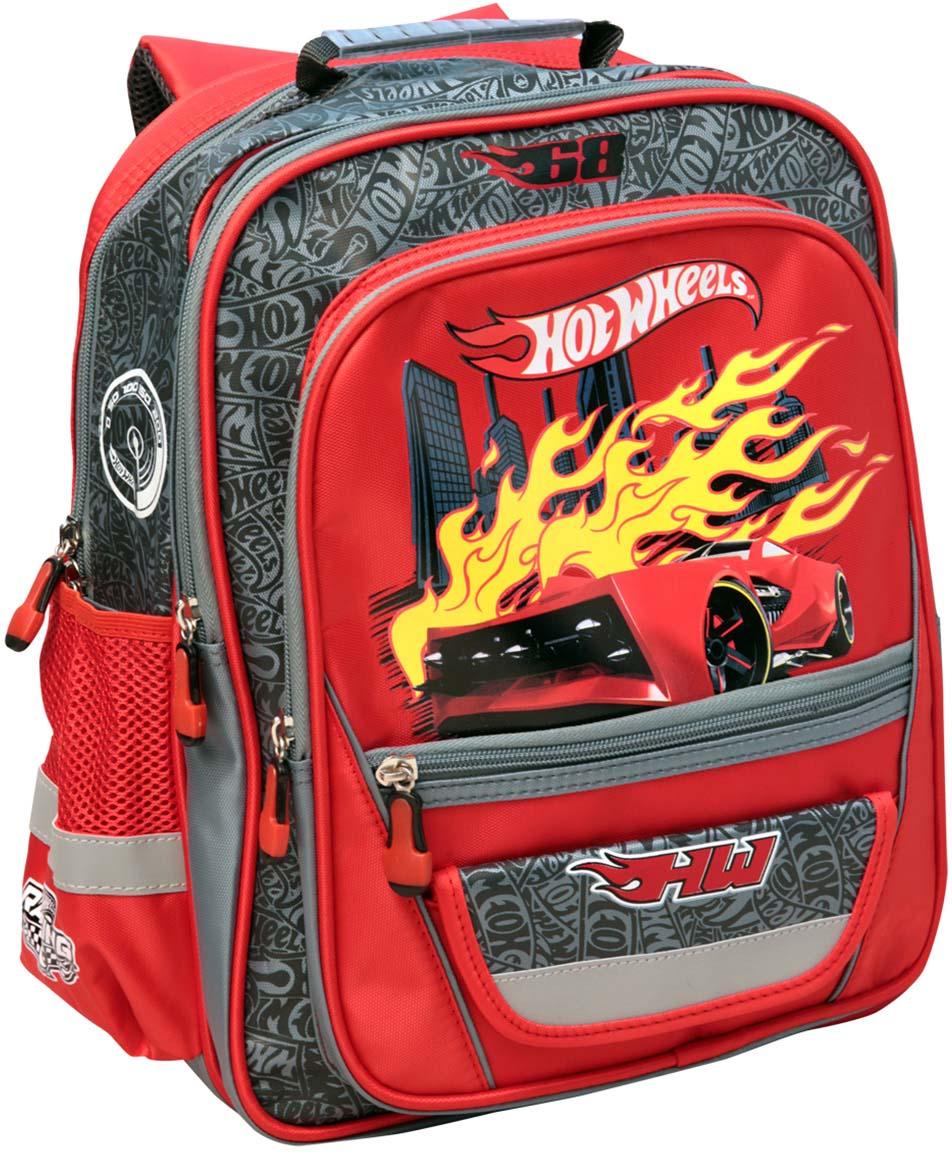 fbce6fd7b398 Mattel Рюкзак детский Hot Wheels цвет красный — купить в интернет-магазине  OZON.ru с быстрой доставкой