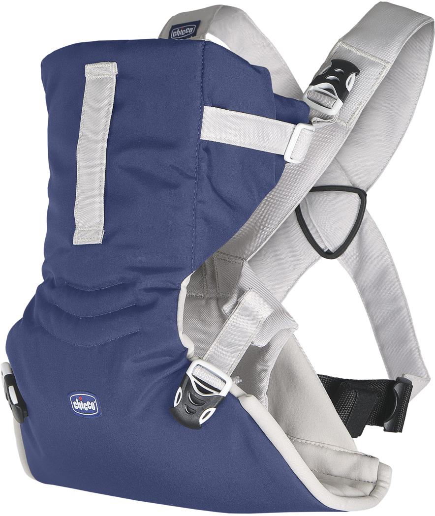Chicco Рюкзак-переноска Easy Fit Blue Passion chicco рюкзак переноска myamaki complete denim cyclamen