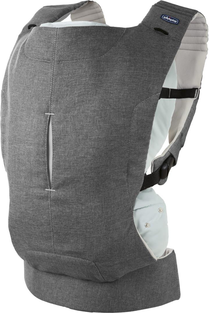 Chicco Рюкзак-переноска Myamaki Complete Grey Aquarelle chicco рюкзак переноска myamaki complete denim cyclamen