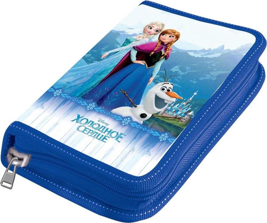 Disney Пенал Frozen с наполнением цена
