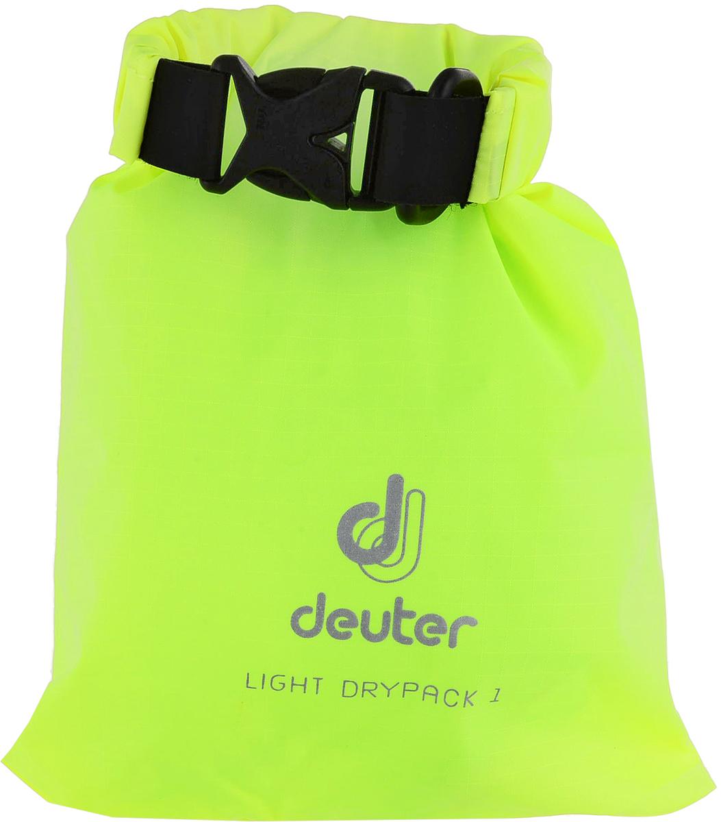 Гермомешок Deuter Light Drypack, цвет: желтый