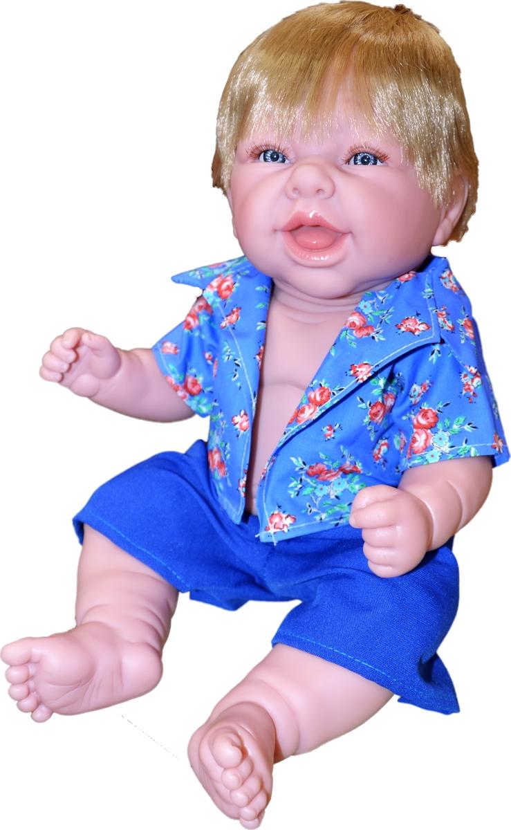 Munecas Manolo Dolls Кукла Burlitas 48 см 6105 цена