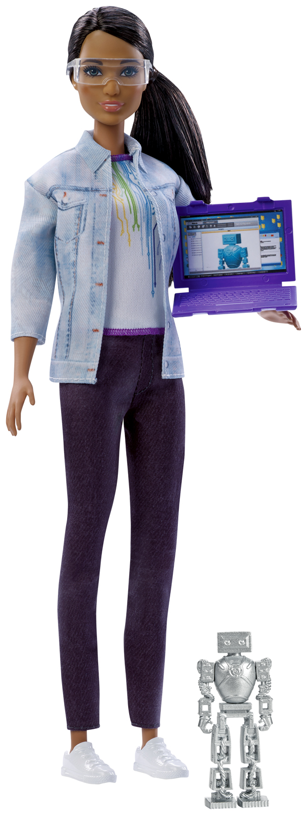 Barbie Игровой набор с куклой Робототехник FRM08_FRM11