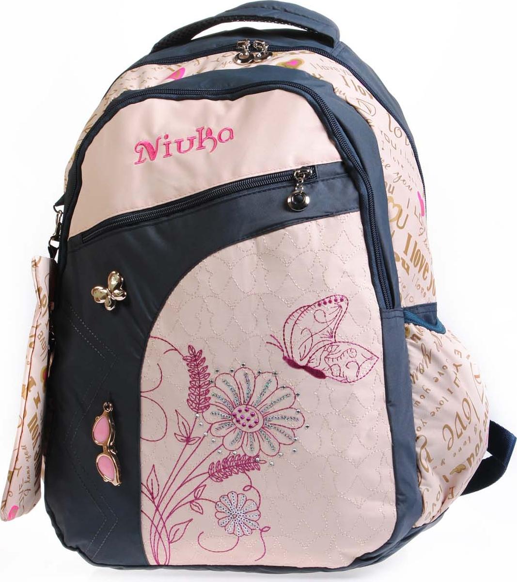 Фото - Vittorio Richi Рюкзак детский с наполнением цвет бежевый серый K05RNK172_1 vittorio richi рюкзак детский с наполнением цвет черный бежевый k05rn171