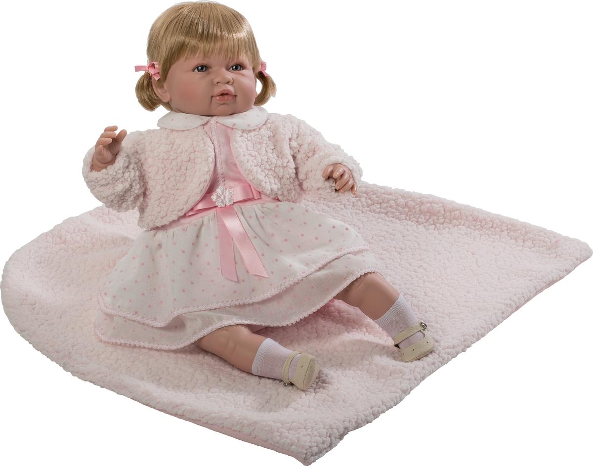 Munecas Berbesa Кукла Sara 50 см 5207R