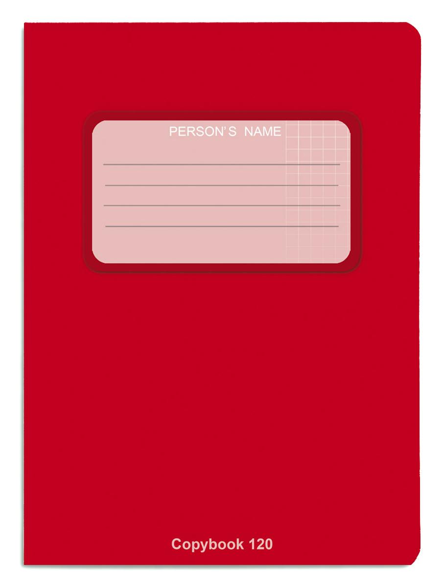 Проф-Пресс Тетрадь 120 листов в клетку цвет красный проф пресс тетрадь 120 листов в клетку цвет оранжевый