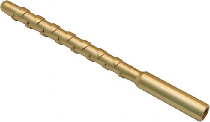 Вишер для патчей ЧИСТОGUN 24SJE, латунь, резьба мама, дюймовая, 5/40, диаметр 5,1 мм