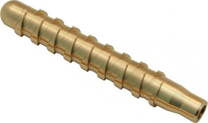 Вишер для патчей ЧИСТОGUN 35SJE, латунь, резьба мама, дюймовая, 5/40, диаметр 7,5 мм