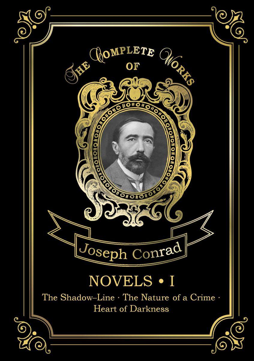 Joseph Conrad Novels-1. Volume 11 joseph conrad the shadow line a confession