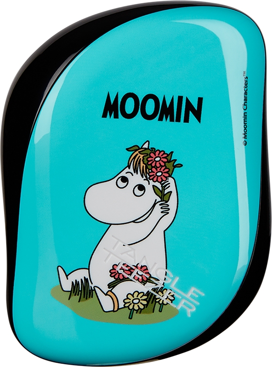 Tangle Teezer Расческа Compact Styler Moomin Blue