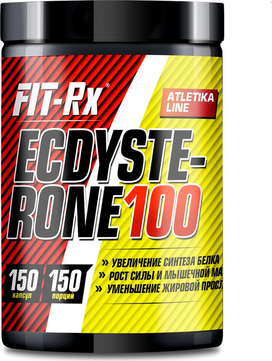 Анаболический комплекс FIT-Rx Ecdysterone 100, 150 капсул
