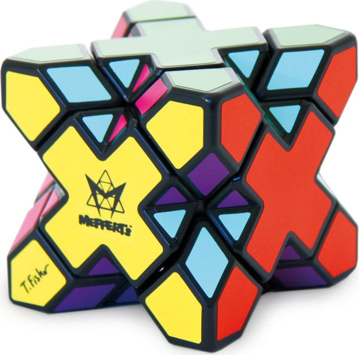 Meffert's Головоломка Скьюб Экстрим цвет в ассортименте игра головоломка meffert s скьюб экстрим