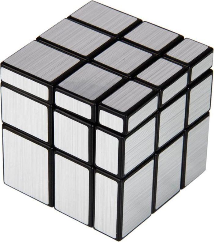 Tacheng Головоломка Зеркальный Кубик цвет серебро