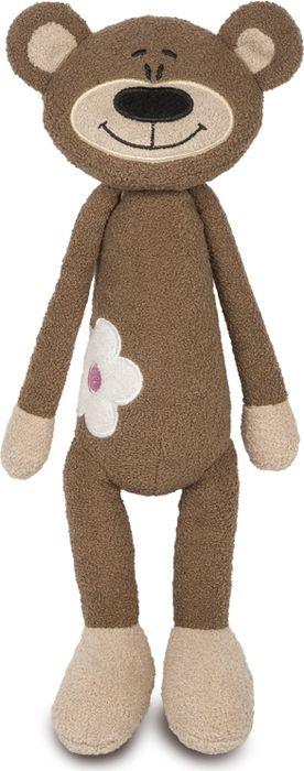 Maxitoys Luxury Мягкая игрушка Медвежонок с цветочком