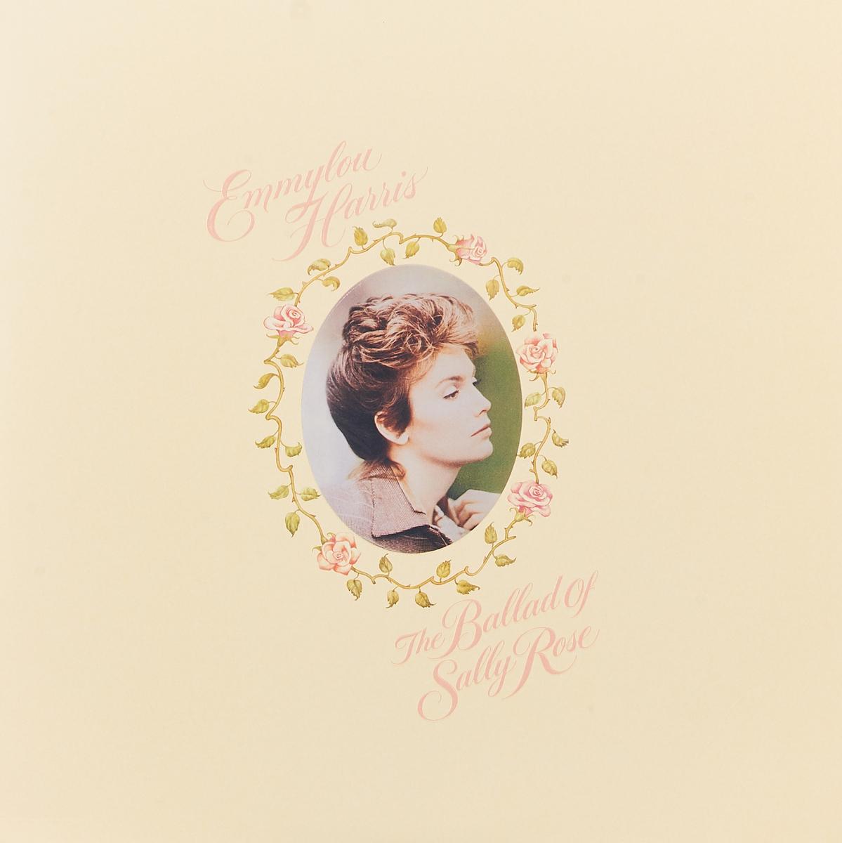 Эммилу Харрис Emmylou Harris. The Ballad Of Sally Rose (2 LP) долли партон линда ронстадт эммилу харрис dolly parton linda ronstadt emmylou harris trio