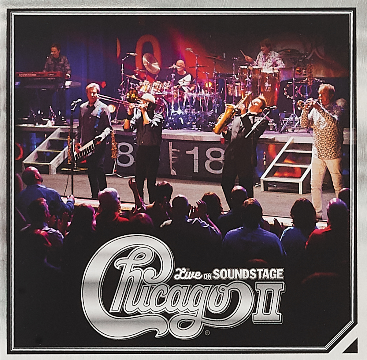 Chicago Chicago. Chicago II - Live On Soundstage chicago chicago 13