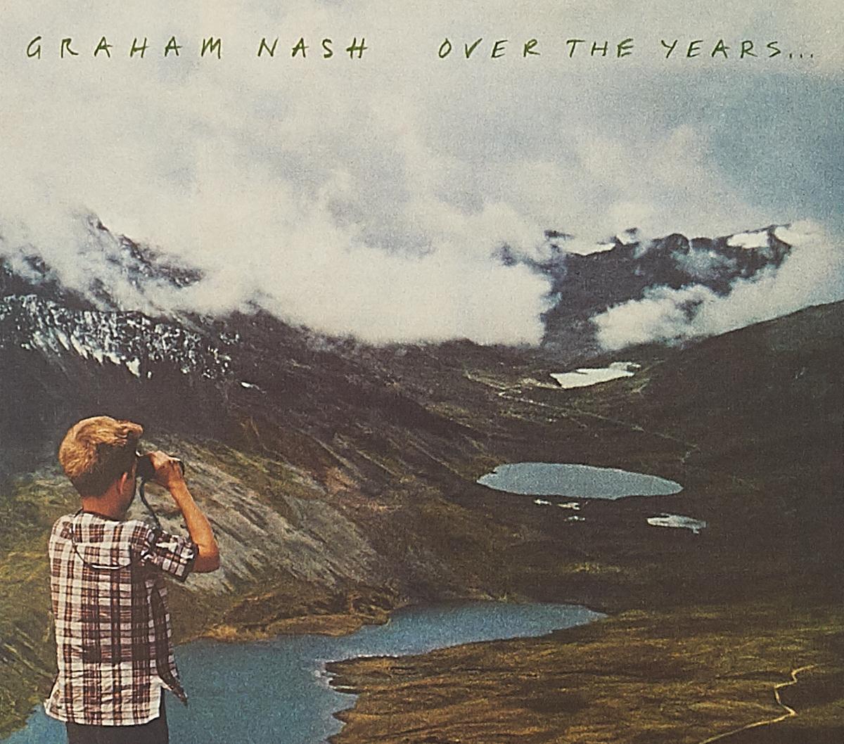 лучшая цена Грэм Нэш Graham Nash. Over The Years… (2 CD)