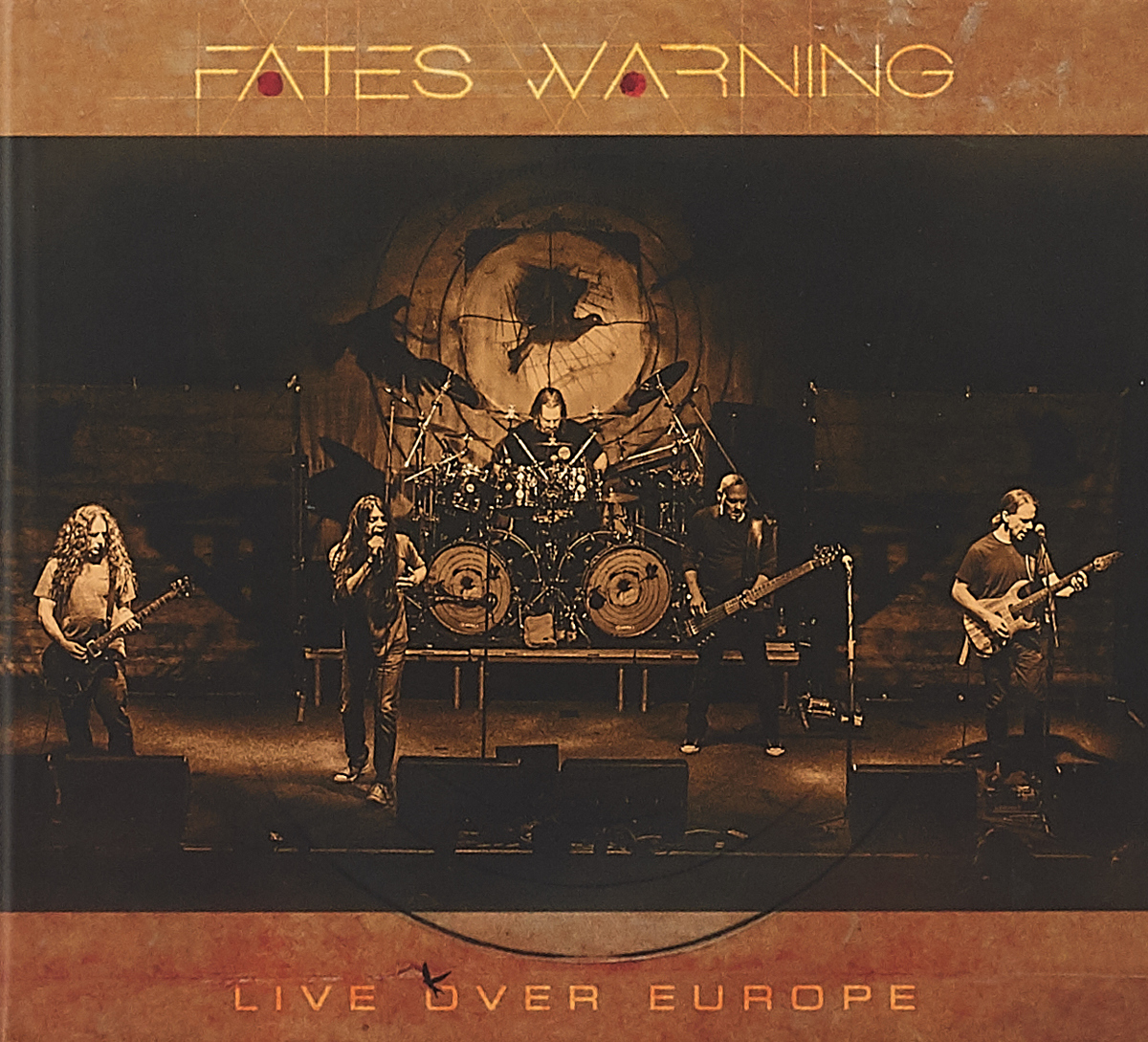 Fates Warning Fates Warning. Live Over Europe (2 CD)