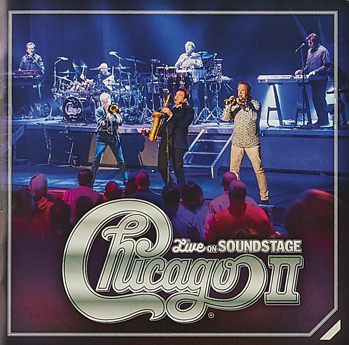 Фото - Chicago Chicago. Chicago II - Live On Soundstage (CD+DVD) cd led zeppelin ii deluxe edition