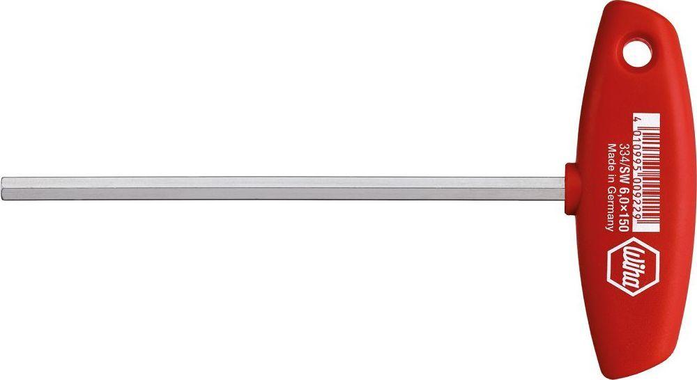 Отвертка T-образная Wiha Classic, SW4x20000914Отвертка Т-образная Classic SW4x200. Жало: Хромованадиевая сталь, полная закалка, никелирование. Рукоятка: Т-образная рукоятка Wiha Classic. Применение: Для передачи высоких крутящих моментов. Идеально подходит для откручивания сильно зажатых винтов и для сильной затяжки винтов.