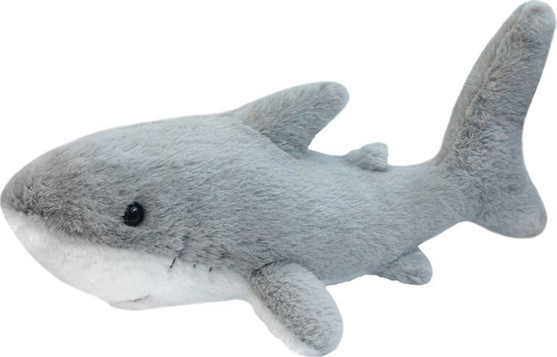 Maxitoys Luxury Мягкая игрушка Акула 30 см мягкие игрушки maxitoys собачка мила с мишкой