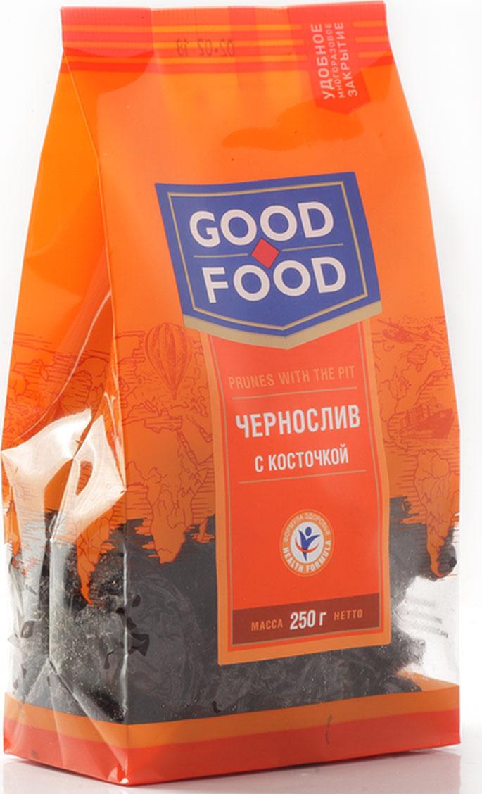 Good FoodЧерносливсушеныйскосточкой,250г
