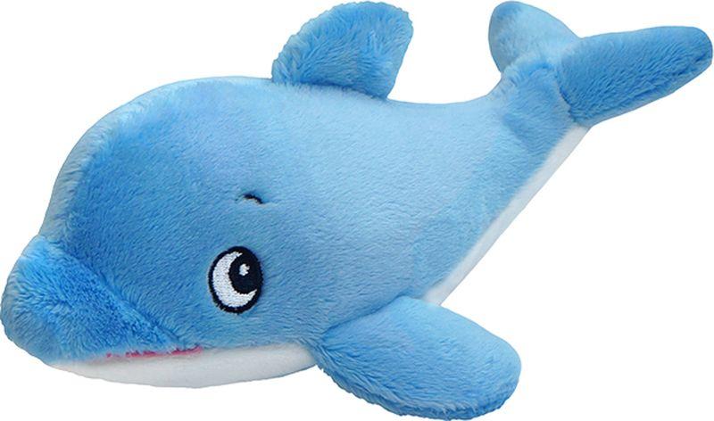 картинка плюшевого дельфина тачке