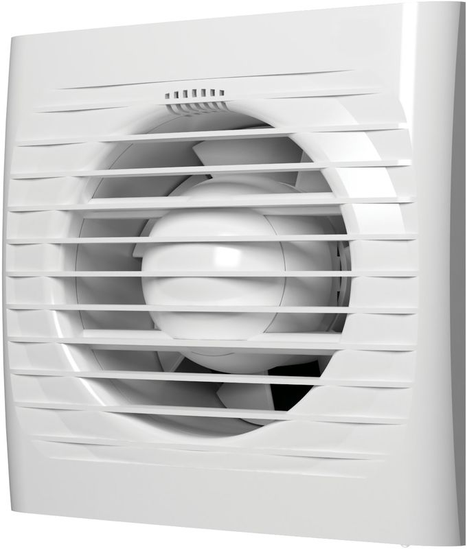 Auramax Optima 5-02 вентиляторOPTIMA 5-02Вентилятор серии Optima с диаметром фланца 125мм. Optima - классическая линейка вентиляторов. Самая бюджетная серия вентиляторов, оснащенная самым простым набором функций и опций. Вентилятор выполнен в классическом дизайне, благодаря чему впишется в любой интерьер. Лицевая панель, корпус и крыльчатка изготовлены из высококачественного пластика. Классического белого цвета. Оснащен дополнительной опцией. Тяговый выключатель. Предназначен для механического включения/выключения вентилятора.
