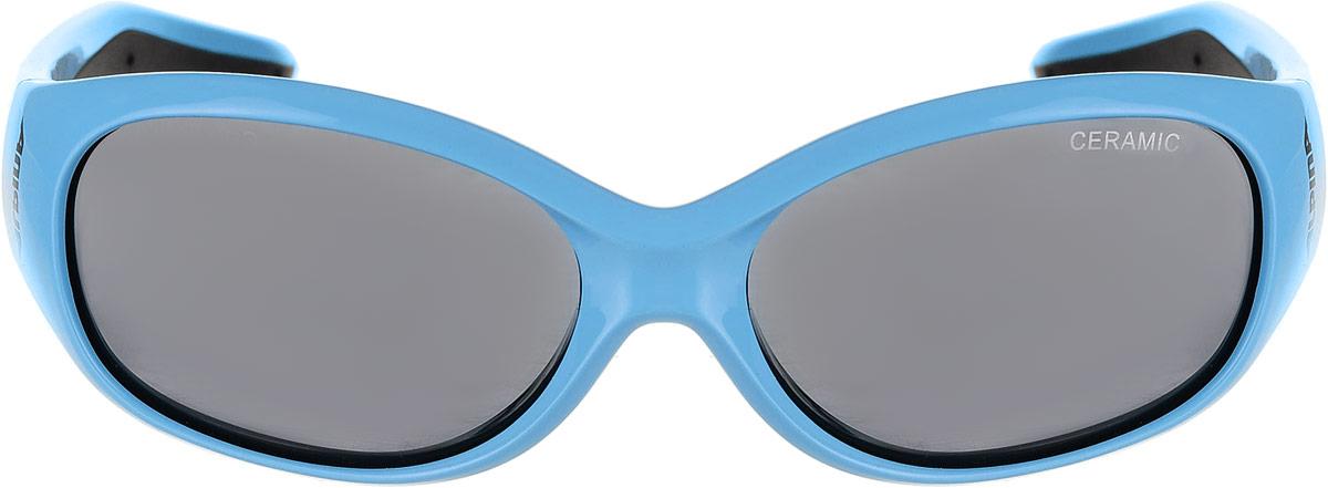 Велосипедные очки Alpina Flexxy Kids, цвет оправы: бирюзовый велосипедные очки alpina a 107 p цвет оправы черный