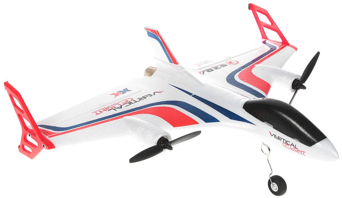 Wltoys Самолет на радиоуправлении X520-W с камерой Wi-Fi цвет белый цена