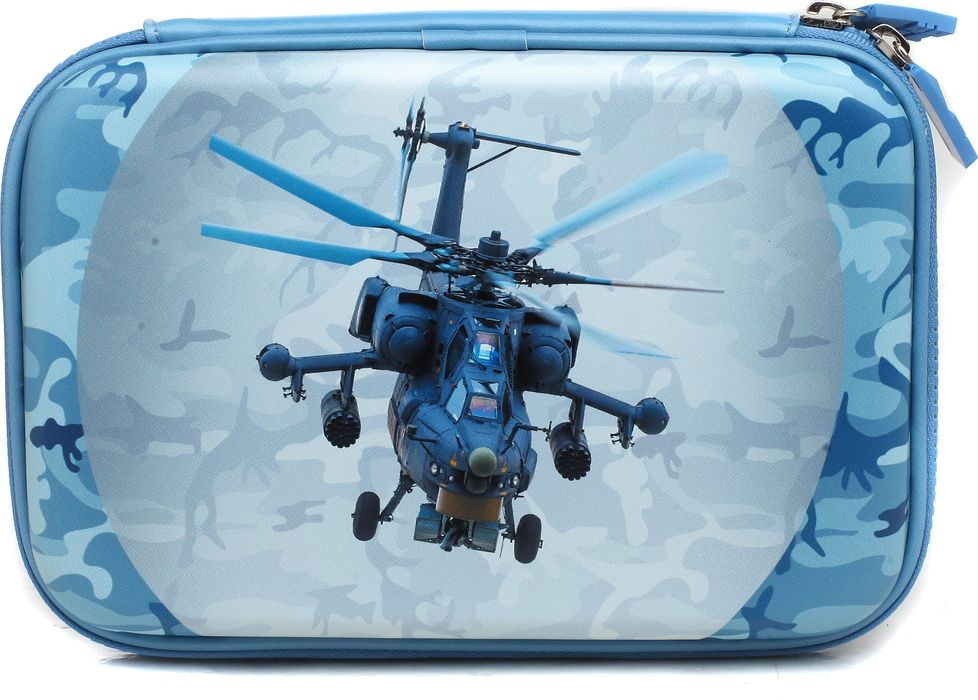 4ALL Пенал School Вертолет цена и фото