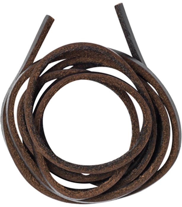 Кожаные шнурки, Famaco, коричневые, 120 см шнурки famaco