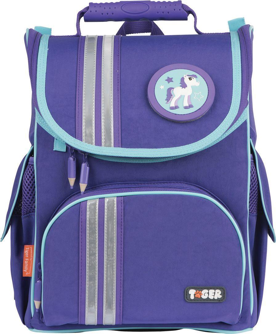 Tiger Family Ранец школьный Minty Purple цвет фиолетовый 227022