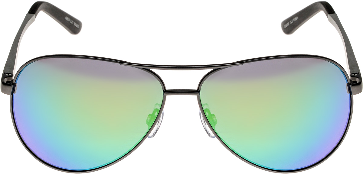 Велосипедные очки Alpina A 107, цвет оправы: темно-серый