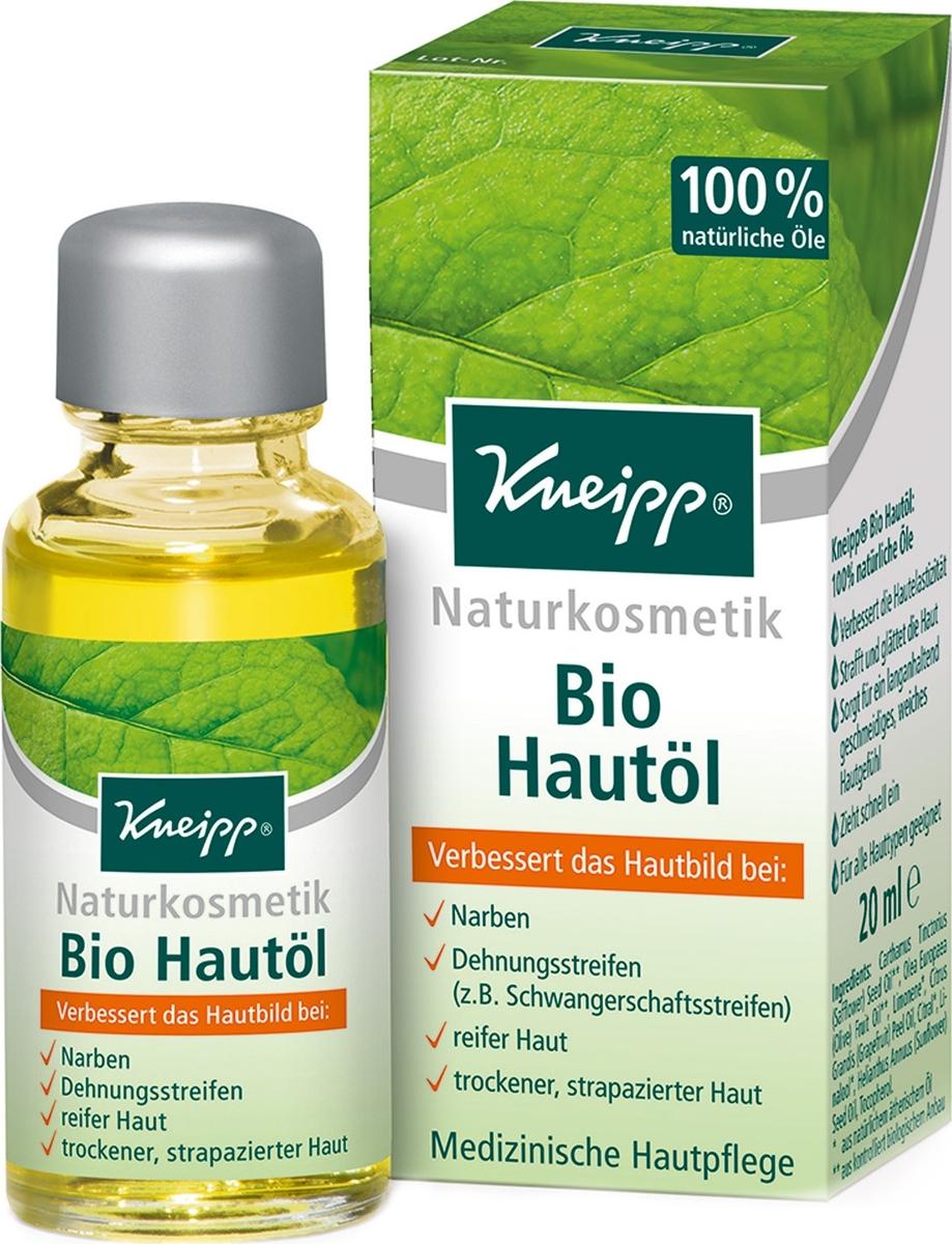 Kneipp Органическое био-масло для кожи, 20 мл