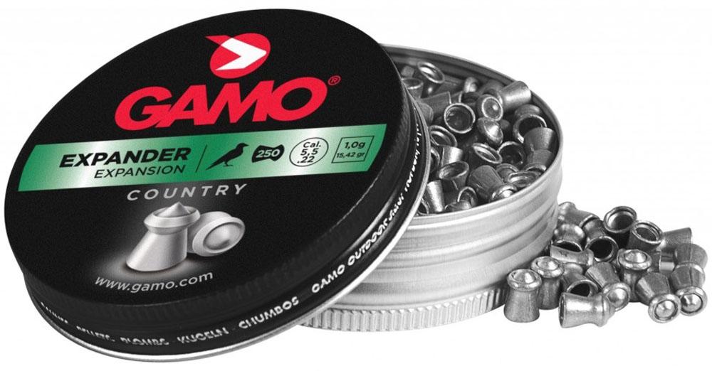 Пули пневматические Gamo Expander, 4,5 мм, 250 шт gamo tc 10 200