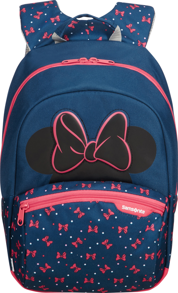 Рюкзак городской Samsonite Disney. Минни неон, 10,5 л samsonite рюкзак m disney ultimate 2 0 28x42x17 см